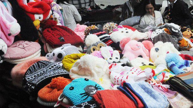 Đồ len cũng là một đặc sản ở Đà Lạt.