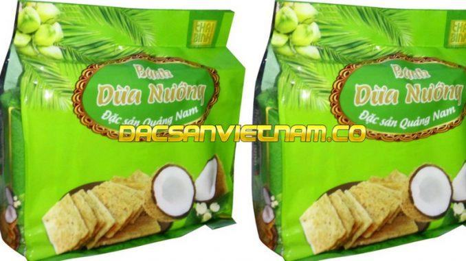 Bánh dừa nướng Đà Nẵng