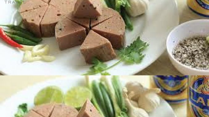 Nem chợ Huyện - Bình Định
