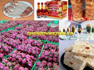 Đặc sản Bình Thuận làm quà