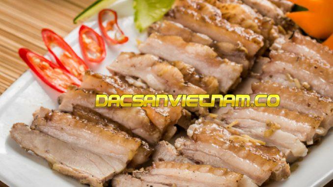 Thịt nhím Kon Tum