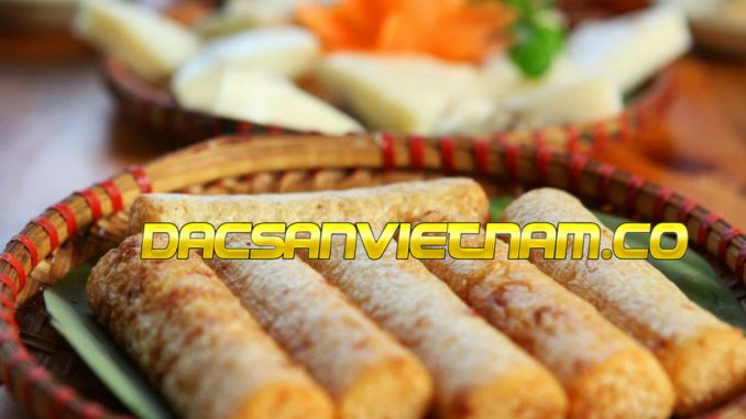 cơm lam Gia Lai