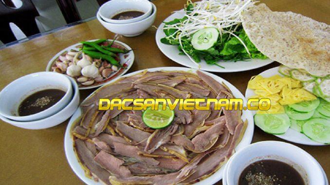Bê thui cầu mống Đà Nẵng