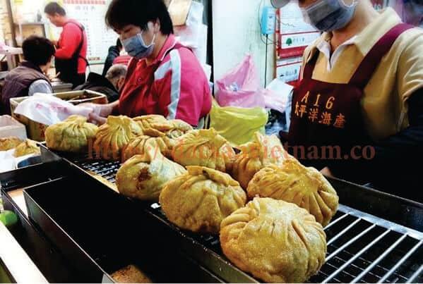 Ẩm thực Đài Loan- Hành trình khám phá 18 món ăn độc đáo tại Đài Loan 1