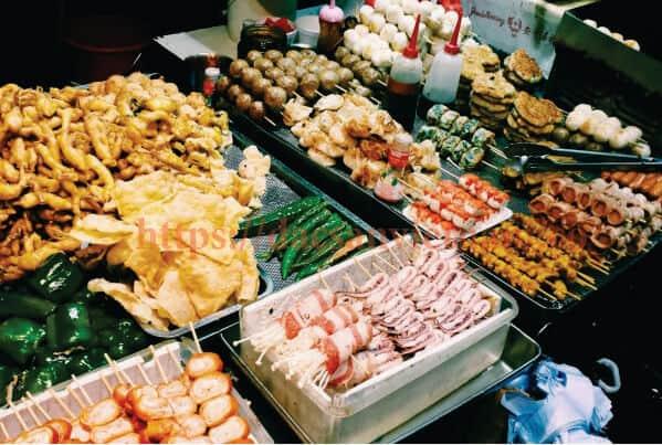 Ẩm thực Đài Loan- Hành trình khám phá 18 món ăn độc đáo tại Đài Loan 9