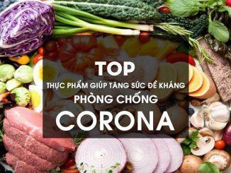 Nên ăn gì để phòng tránh mùa dịch Virus Corona? 1