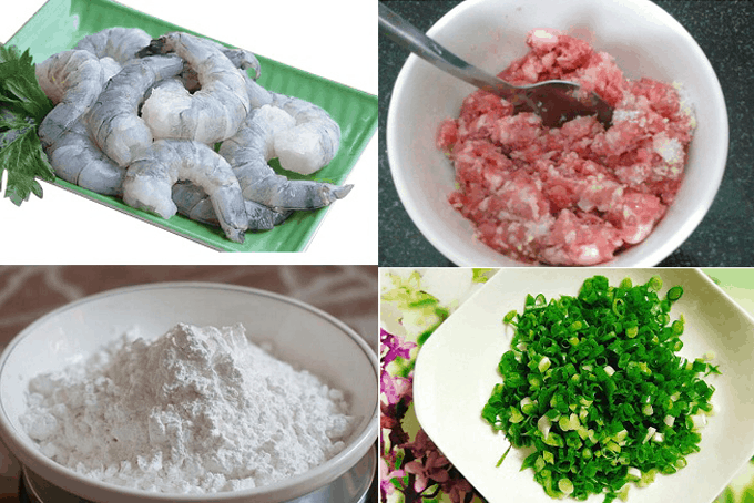 Bánh bột lọc Huế - Cách làm bánh ngon chuẩn vị đất Huế 1