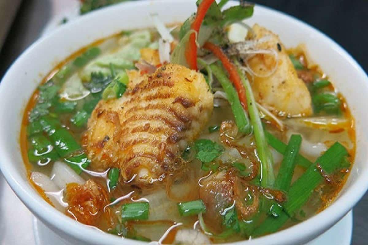 Bánh canh cá lóc Thủy Dương