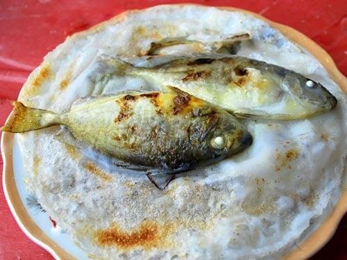 Bánh xèo cá kình làng Chuồn - Một đặc sản xứ Huế mộng mơ 4