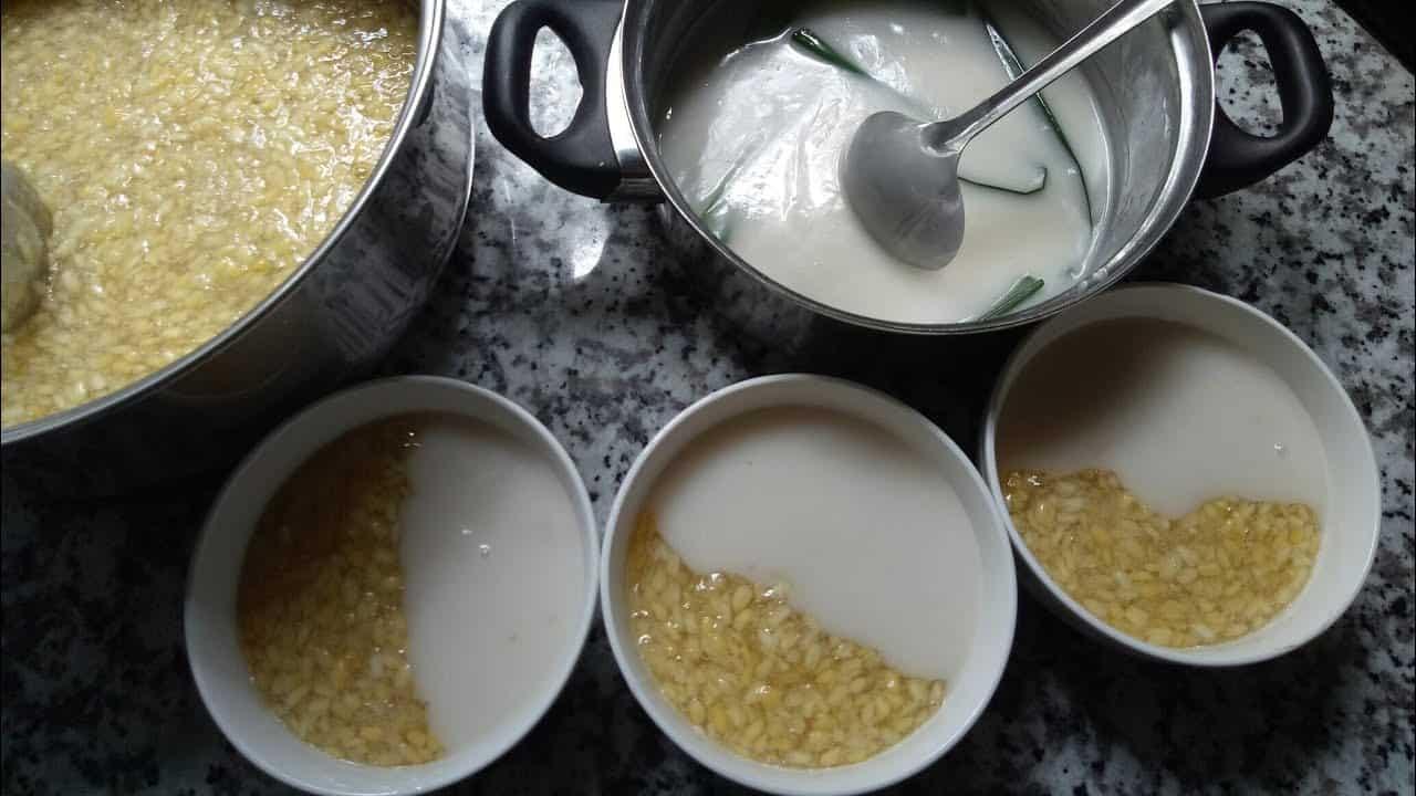 Chè bông cau Huế - Cách nấu chè ngọt bùi, thanh mát 1