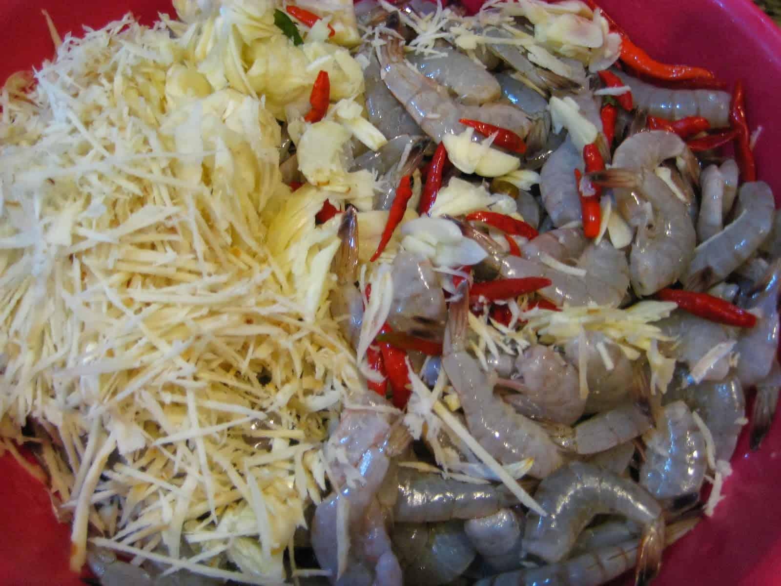 Mắm tôm chua Huế