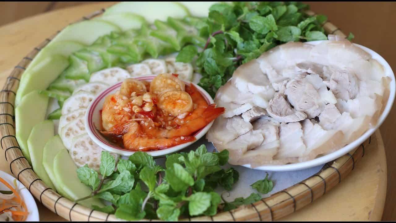 Mắm tôm chua Huế - Món ăn đậm đà phong vị Huế 2