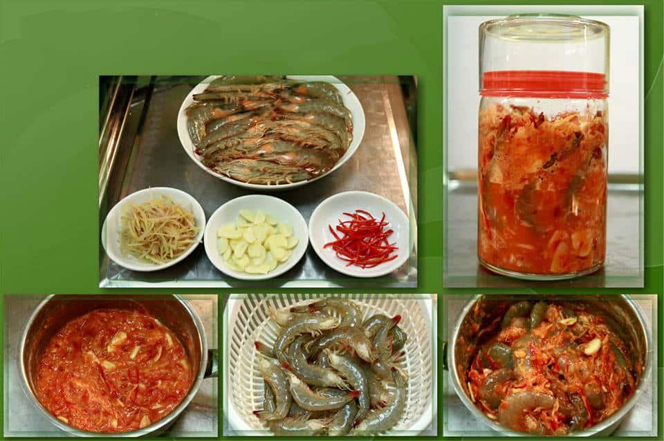 Mắm tôm chua Huế - Món ăn đậm đà phong vị Huế 1