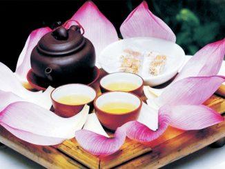 Trà sen Hồ Tây - Tinh hoa văn hóa trà của người Việt 23