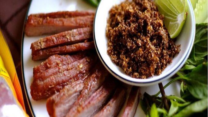 Về Phú Yên thưởng thức đặc sản Bò một nắng - Đậm đà thơm ngon 3