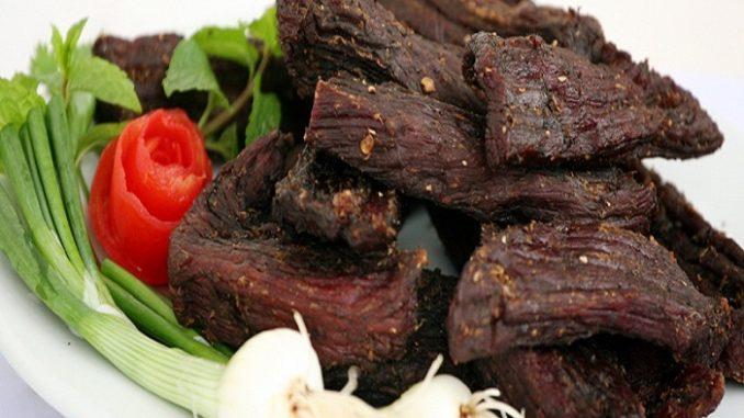Thịt trâu gác bếp - Đặc sản Sapa ngon làm quà cực chất 1