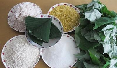 Bánh ít lá gai món ăn dân dã đặc sản ngon Bình Định 2