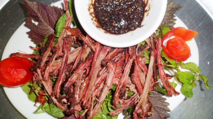 Thịt trâu gác bếp - Đặc sản Sapa ngon làm quà cực chất 3