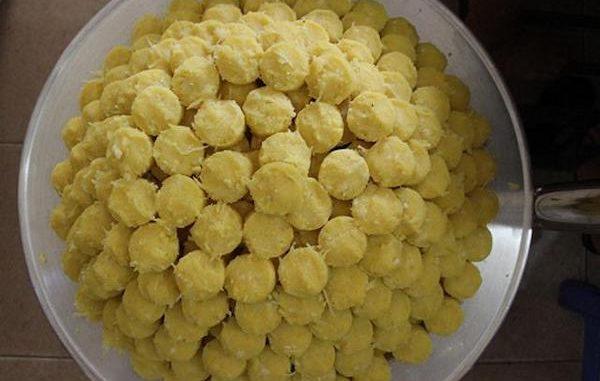 Bánh ít lá gai món ăn dân dã đặc sản ngon Bình Định 4