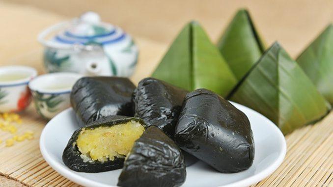 Bánh ít lá gai món ăn dân dã đặc sản ngon Bình Định 6