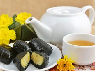 Bánh ít lá gai món ăn dân dã đặc sản ngon Bình Định 9