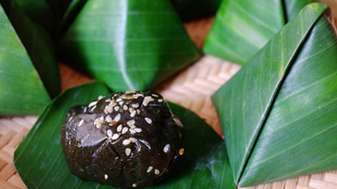 Bánh ít lá gai món ăn dân dã đặc sản ngon Bình Định 1