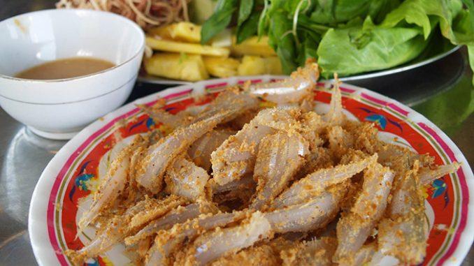 Gỏi cá Mai Nha Trang - Đệ nhất món ngon vùng biển 1