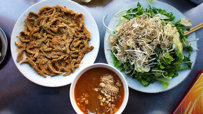 Gỏi cá Mai Nha Trang - Đệ nhất món ngon vùng biển 2