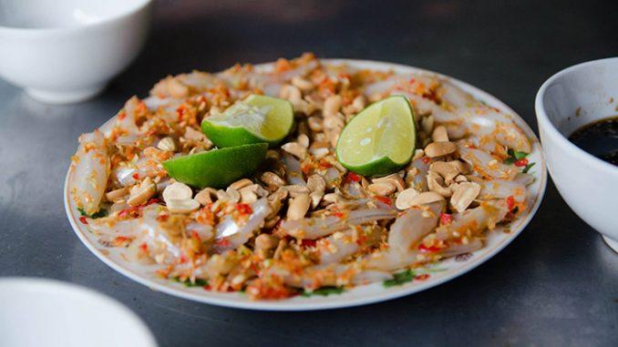 Gỏi cá Mai Nha Trang - Đệ nhất món ngon vùng biển 3