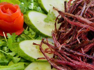 Thịt trâu gác bếp - Đặc sản Sapa ngon làm quà cực chất 15