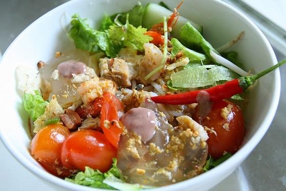 Bún Giấm Nuốc món ăn thanh mát mùa hè xứ Huế - Bí quyết làm món Bún Giấm Nuốc ngon tuyệt ! 2