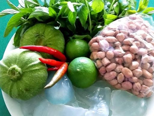 Bún Giấm Nuốc món ăn thanh mát mùa hè xứ Huế - Bí quyết làm món Bún Giấm Nuốc ngon tuyệt ! 3