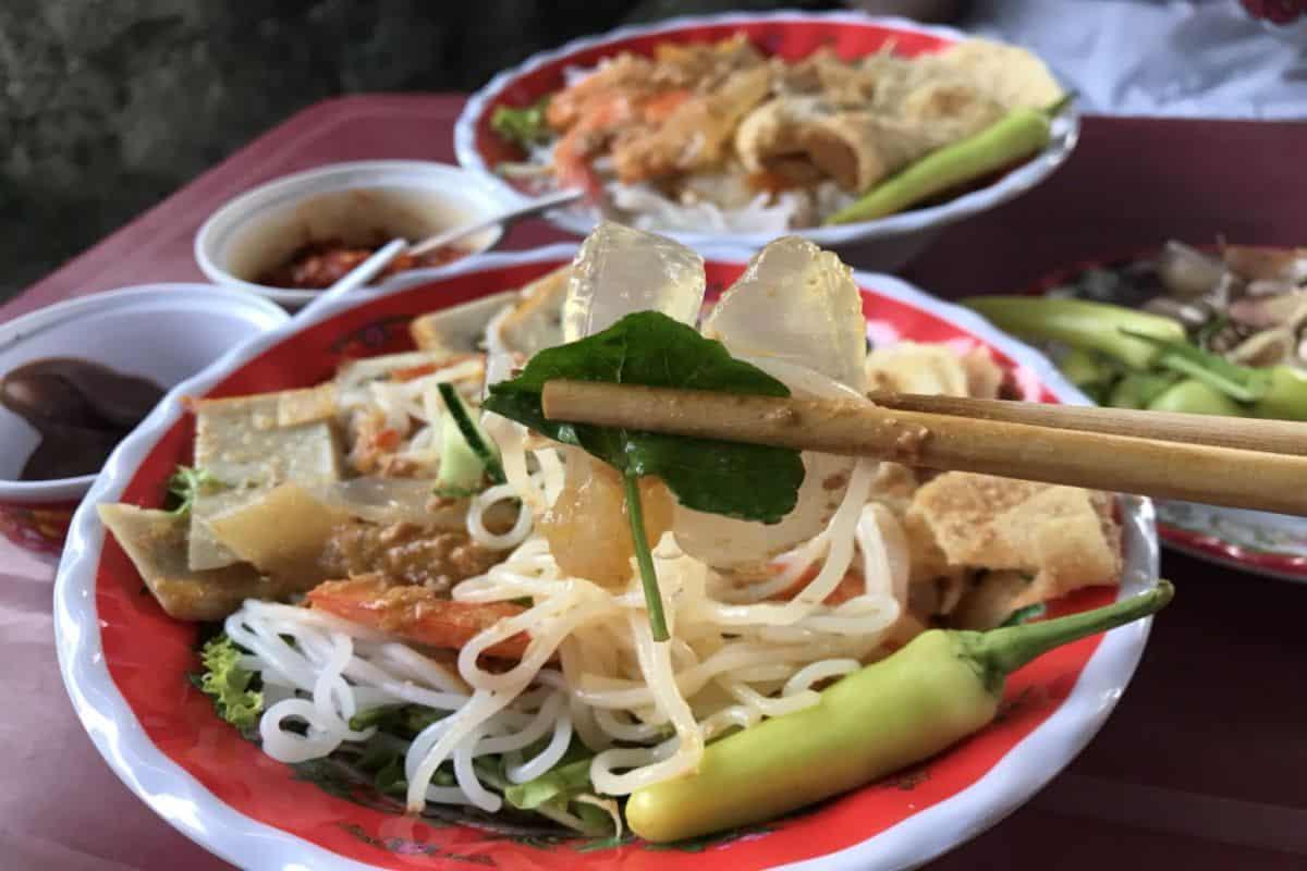 Bún Giấm Nuốc món ăn thanh mát mùa hè xứ Huế - Bí quyết làm món Bún Giấm Nuốc ngon tuyệt ! 4