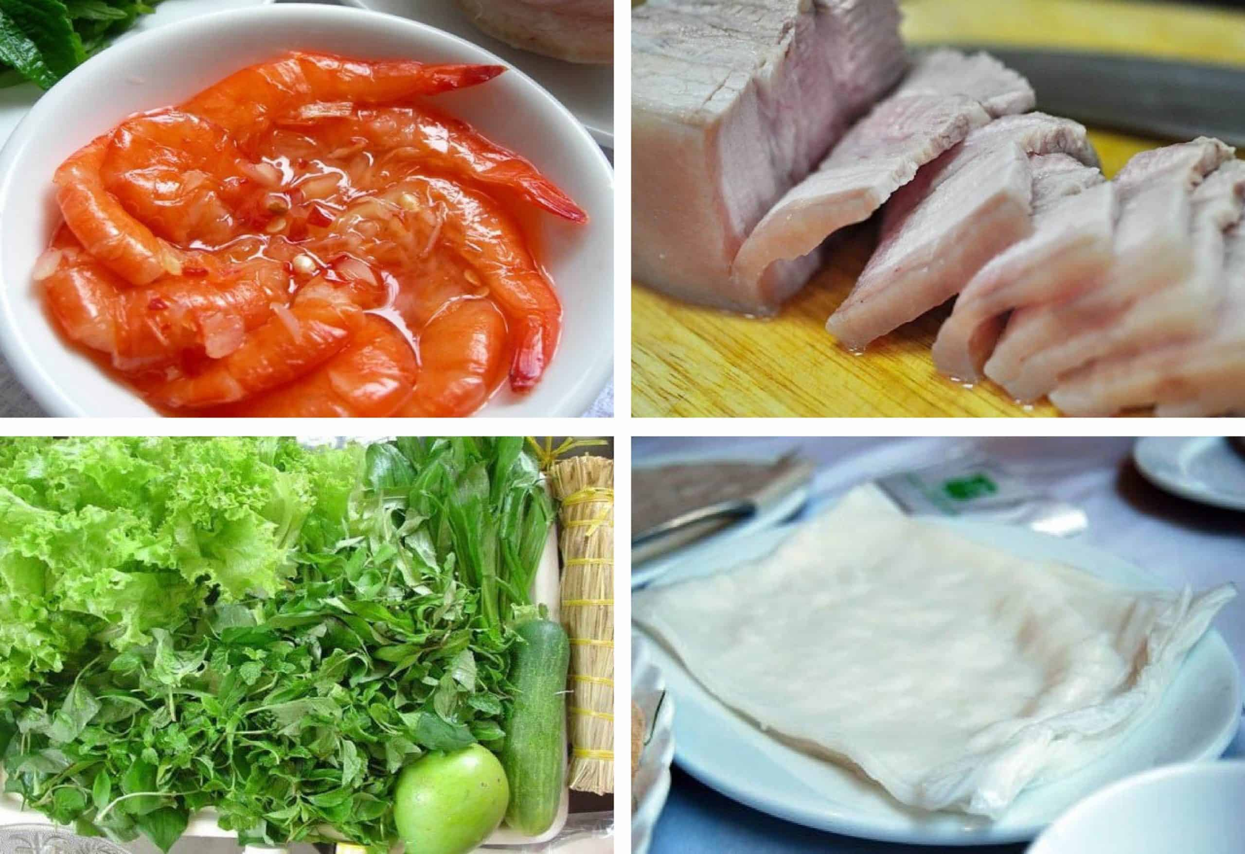 Bánh Ướt Cuốn Tôm Chua - Món Ngon Tiến Vua- Cách Chế Biến Món Ngon chuẩn vị xứ Huế 3