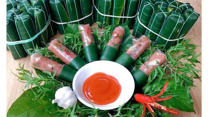 Đặc sản Nem chua Thanh Hóa - say lòng du khách 1