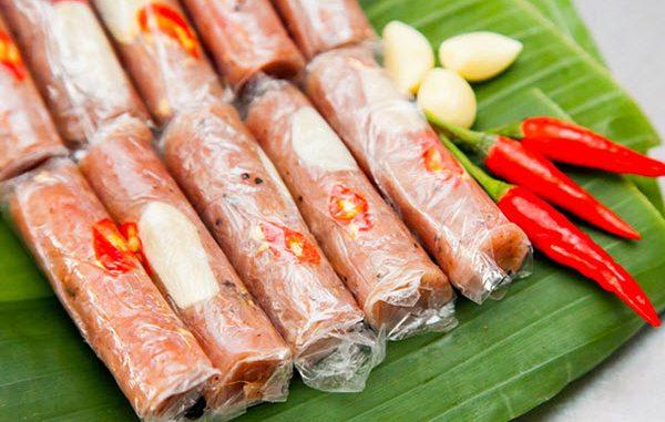 Đặc sản Nem chua Thanh Hóa - say lòng du khách 3